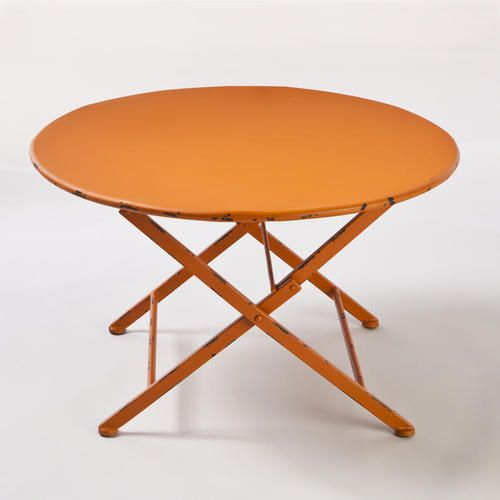 One of my favorite discoveries at orange for Folding coffee table