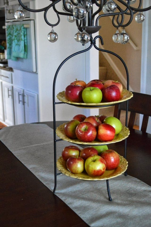 Three Tier Fruit Stand Home Sweet Home Pinterest