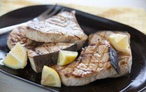 Lemon Swordfish Steaks | Fooood | Pinterest