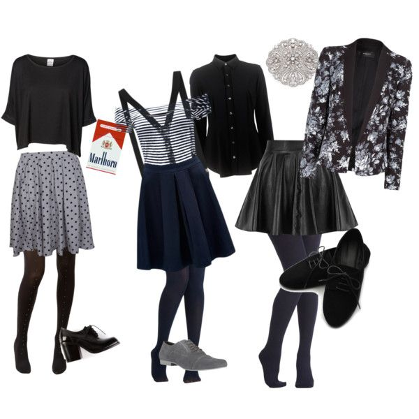 Style Story: Veronica Sawyer and Heathers | come hell or ...