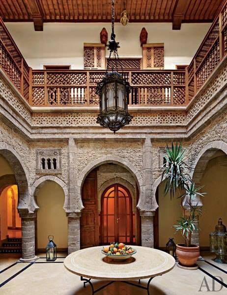 Interior Design Riad Morocco Manzel47 Pinterest