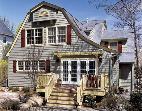 Renovating A 1930s Dutch Colonial Home