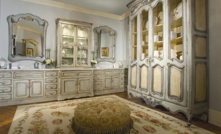 french country master bath interiors bathrooms and