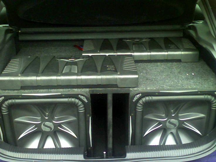 Kicker: Subwoofers, Speakers, Subs, Car Audio, Amps, Amplifiers