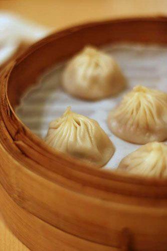 Xiao Long Bao (Shanghai Soup Dumplings) | Food | Pinterest