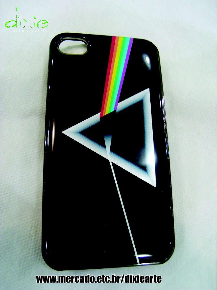 Case Iphone 4 Pink Floyd mercado.etc.br/dixiearte