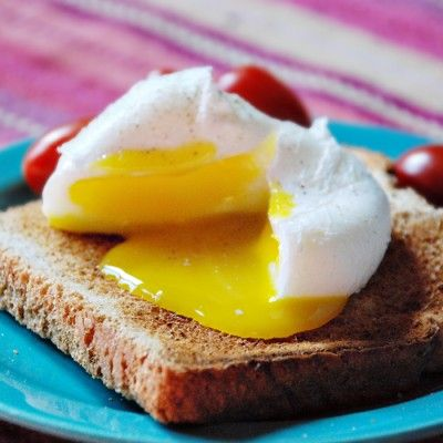 The perfect poached egg | Food...I would like to make! | Pinterest