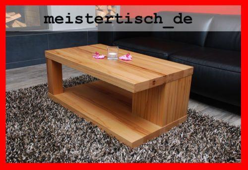 Couchtisch Holz Massiv Kernbuche Toby 1 ~ Details zu Couchtisch Lounge Designtisch Kernbuche massiv Echtholz 90