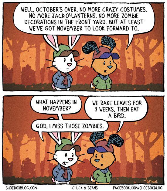 Hello November Snoopy