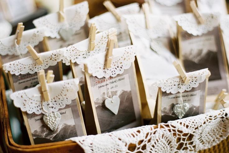 Favors | Wedding | Pinterest