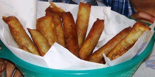 Lumpia Recipe (Filipino Egg Rolls)