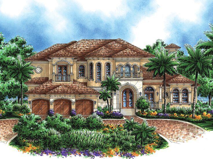 mediterranean house plans pinterest mediterranean home plans mediterranean style home