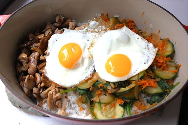 bibimbap - My kids rave about this, I may have to surprise them one ...