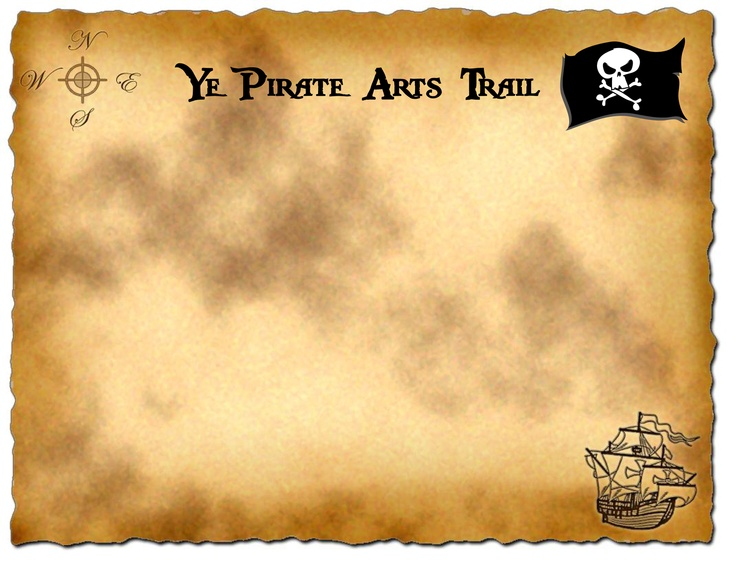 Pirate Scroll Template Scroll Template Free Download Pirate Scroll Template