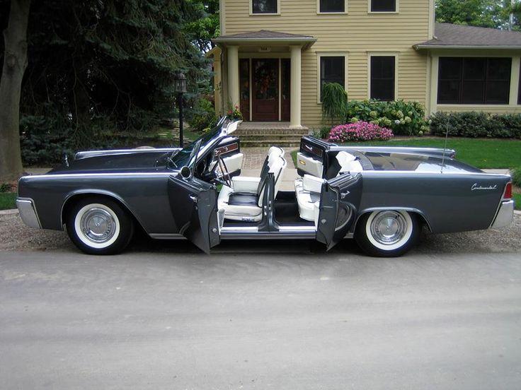 1961 lincoln continental convertible lincoln mercury pinterest. Black Bedroom Furniture Sets. Home Design Ideas