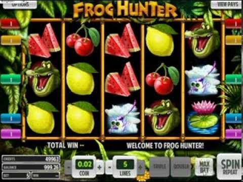 5 frogs slot machine review