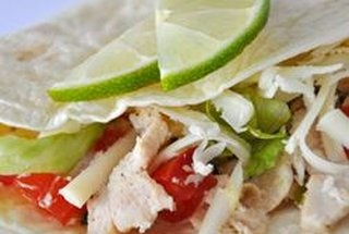 Lime Chicken Soft Tacos | Cooking! | Pinterest