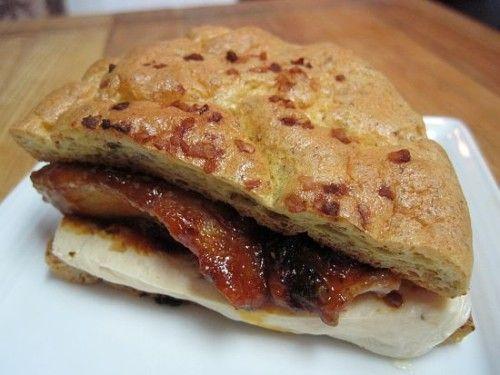 Barbecue Chicken Sandwich - | Dukan recipes & more.... | Pinterest