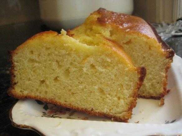 Orange Yogurt Loaf | Breads | Pinterest