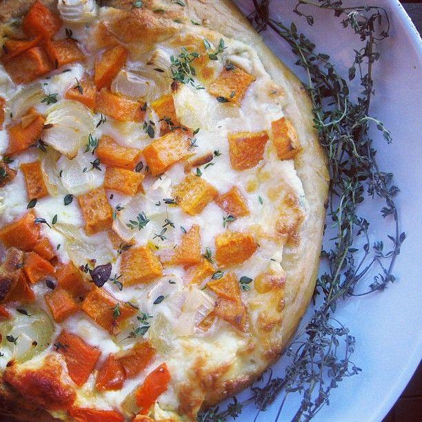 Roasted Potato And Onion Pizza Recipes — Dishmaps