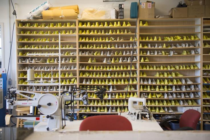 Fabrique de Chaussures / Shoes Workshop #Cirquejobs #IHQ #SSI #MTL