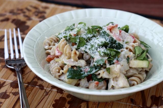 Chicken Zucchini Pasta | Yummy Meals | Pinterest