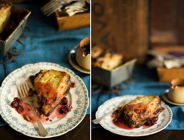 Cranberry Maple Bread Pudding | Foods & Drinks | Pinterest