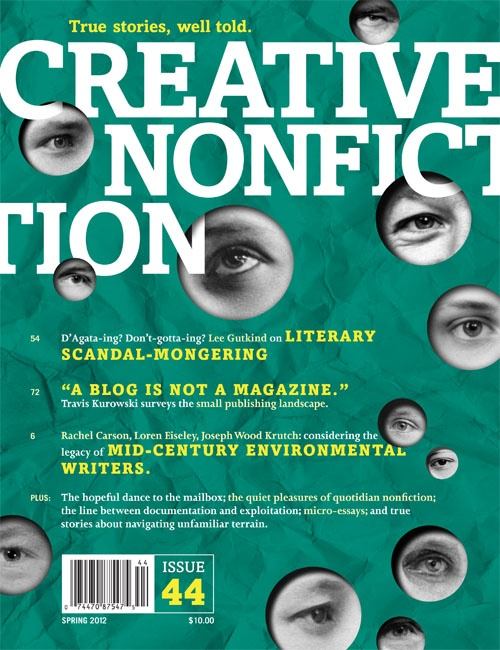 Creative nonfiction essay