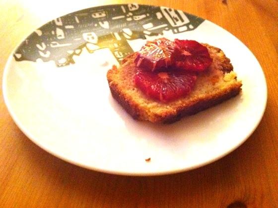 Blood Orange Olive Oil Cake | A Sense of Place-Food | Pinterest