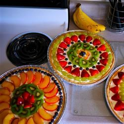 Fruit Pizza II | Recipe