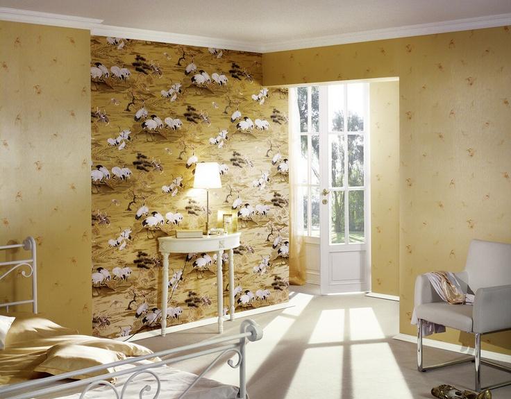 Wallpaper other birds sewing room pinterest