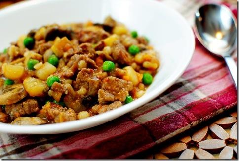Healthy Beef Barley Stew | Books Worth Reading | Pinterest