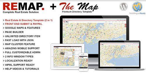 Pin by WordPress Themes on WordPress Themes | Pinterest