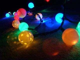 Ping pong lights birthday gifts pinterest - Ping pong christmas lights ...