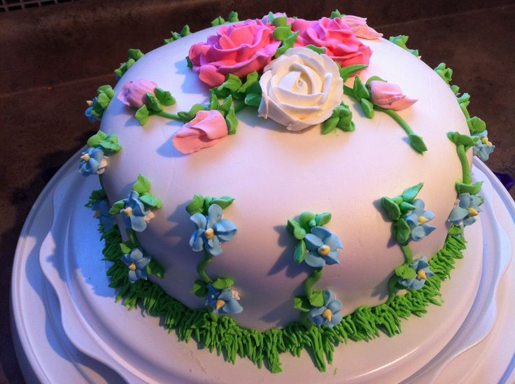Cake Design For Mother In Law : Mother in laws Birthday cake Sparkle Cakes Pinterest