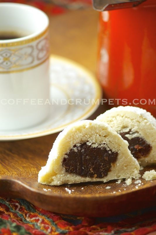Stuffed Date Cookies Recipes — Dishmaps