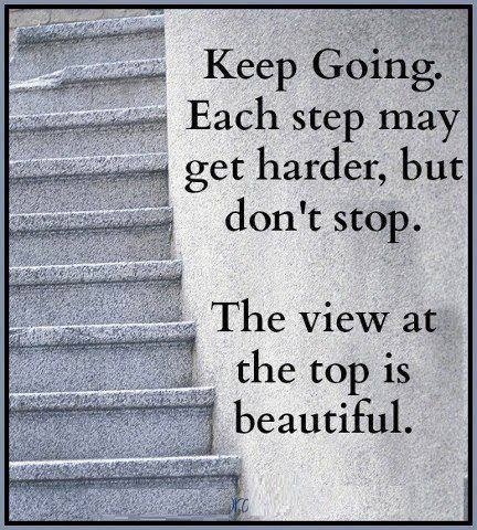 keep going inspirational quotes