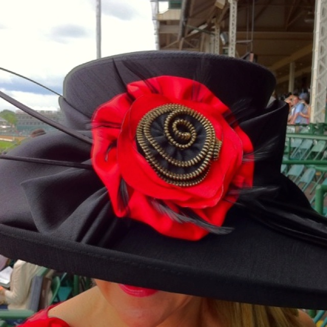 Kentucky Derby Whimclip