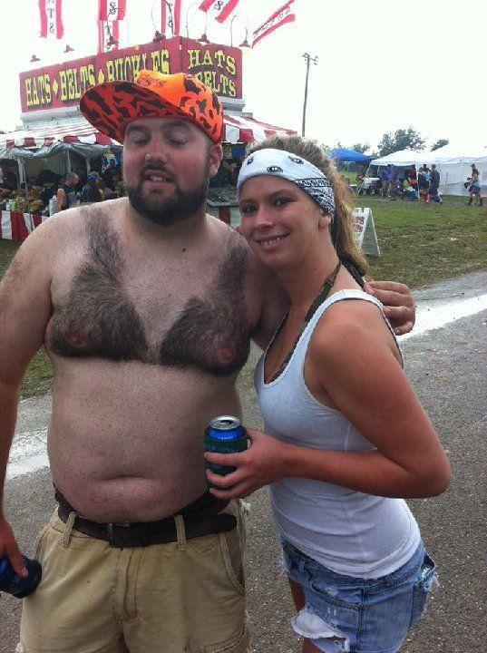 Redneck bikini