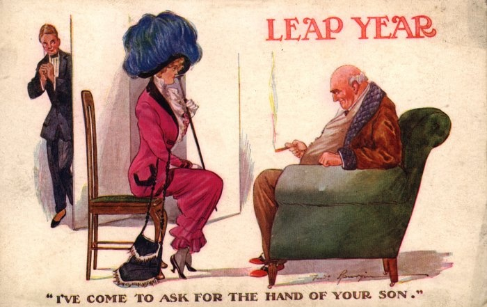 leap year traditions more