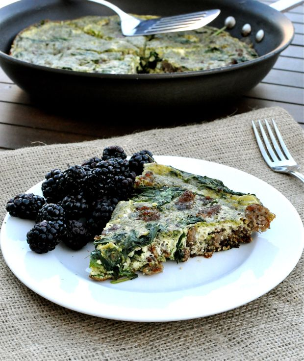Paleo Green Eggs and Ham Breakfast | Food | Pinterest