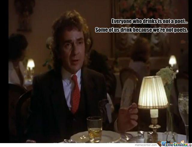 dudley moore arthur movie quotes quotesgram