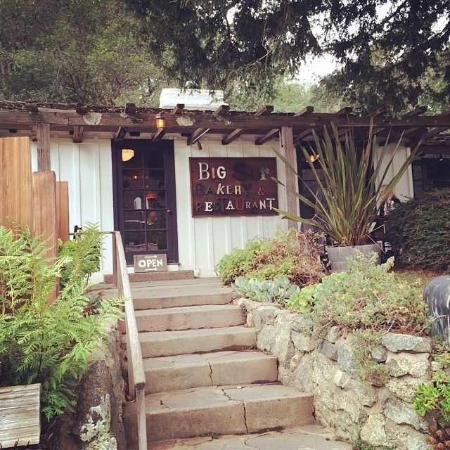 bread all the time and delicious brunch on weekends. Big Sur Bakery ...