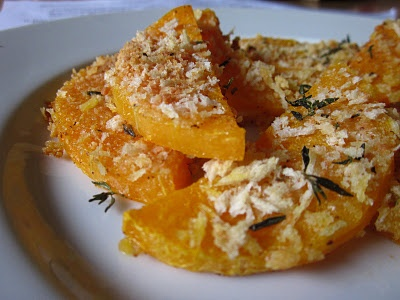 Crusted Butternut Squash | Food, Glorious Food.... | Pinterest