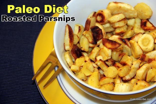 Roasted Parsnips | Recipe