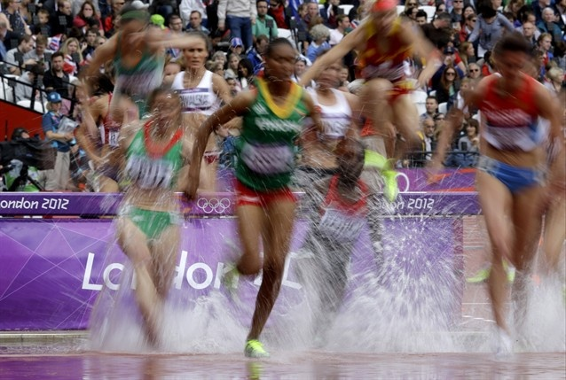 2012 Summer Olympics �13 Womens 3000 metres steeplechase
