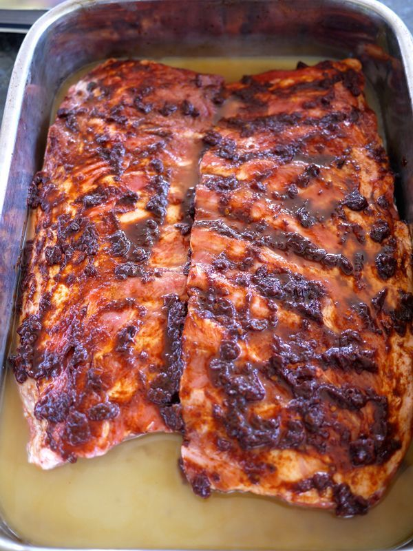 ... oven chipotle bbq oven ribs oven roasted ribs with chipotle molasses