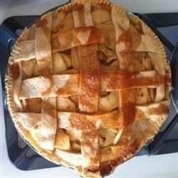 Apple Pie by Grandma Ople   -Let them eat cake-   Pinterest