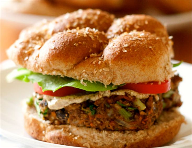 weight loss approved burger recipe delicious veggie burger