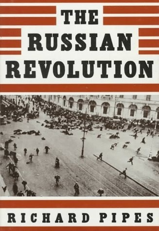 Richard pipes concise history russian revolution
